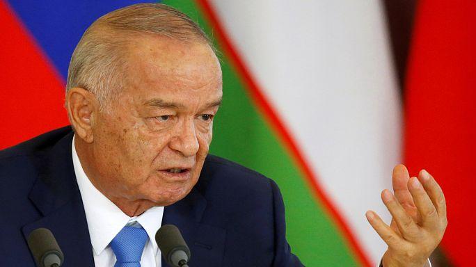 Ислам Каримов - первый и единственный президент Узбекистана