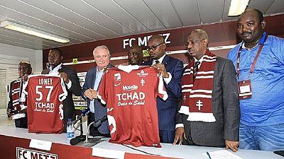 Football / Ligue 1 française : le Tchad devient le principal partenaire du FC Metz