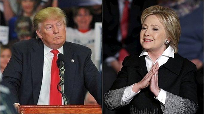 Wahlkampfmathematik: Warum es Trump wahrscheinlich nicht ins Weiße Haus schaffen wird