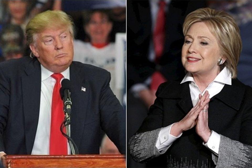 Trump can't beat Clinton – do the math!