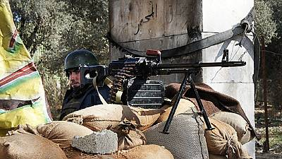 La ville d'Halfaya (Syrie) est aux mains des rebelles