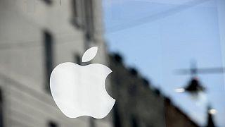 UE : le géant américain Apple frappé d'une lourde amende
