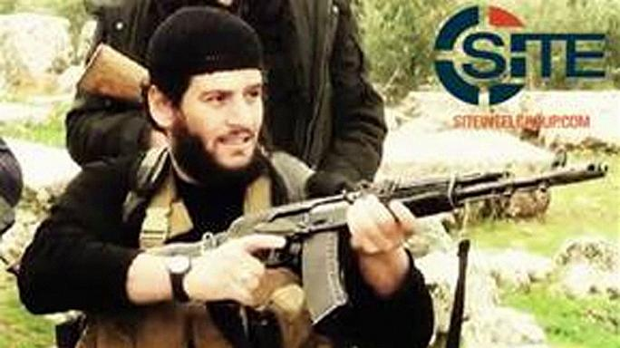 """""""IŞİD'in sözcüsü El Adnan öldürüldü"""""""