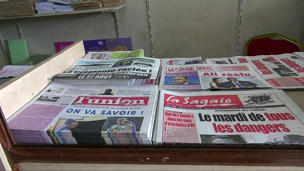 Gabon on edge ahead of official election result