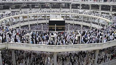 Saudi Arabia ready for Hajj 2016, African pilgrims troop to Mecca