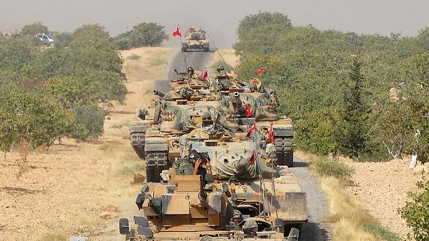 "US welcomes ""pause"" in Turkish - Kurdish fighting"