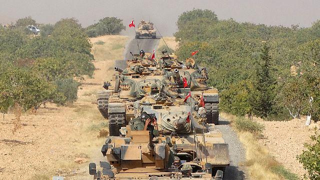 ترحيب امريكي بوقف اطلاق النار بين تركيا والاكراد في شمال سوريا