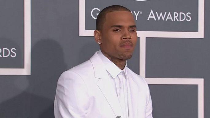 Chris Brown, detenido por amenazar a una mujer con una pistola