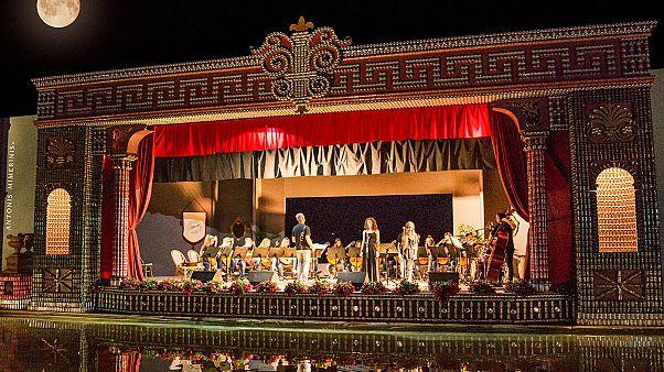 Πρέβεζα: Όπερα του Νερού και του Ονείρου, του Λέανδρου Σπαρτιώτη