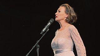 Revolutionary Hungarian actress Andrea Fullajtár plays Marlene Dietrich