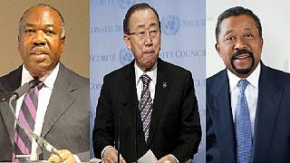 Gabon still waits: UN chief speaks to Ping and Bongo, security raised