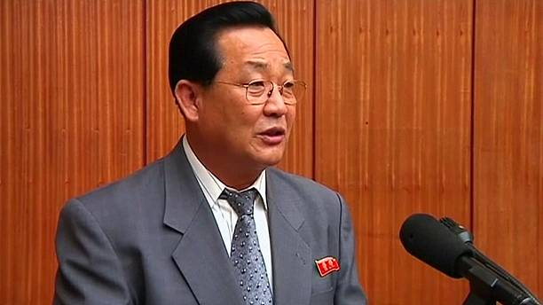 North Korea minister executed 'for showing lack of respect'