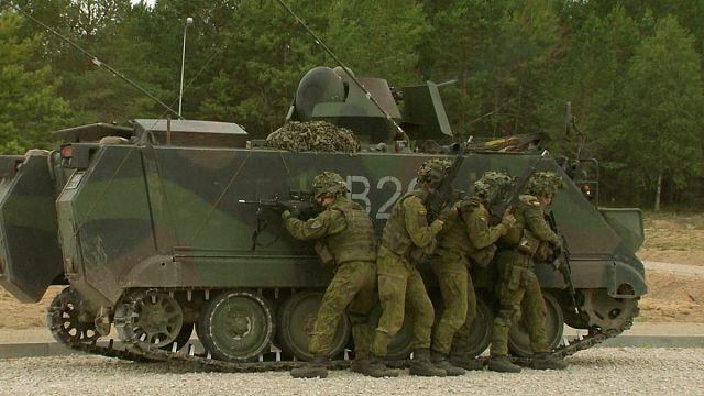 Литва тренируется вести уличные бои с российской армией
