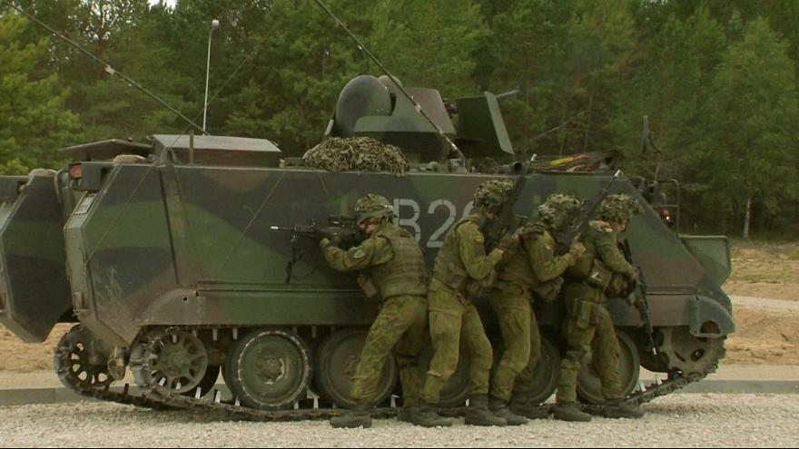 Lithuania creates fake town to help prepare for a military invasion