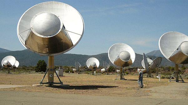 Astrónomos en busca de vida extraterreste detectan una señal que ha dado rienda suelta a todo tipo de hipótesis