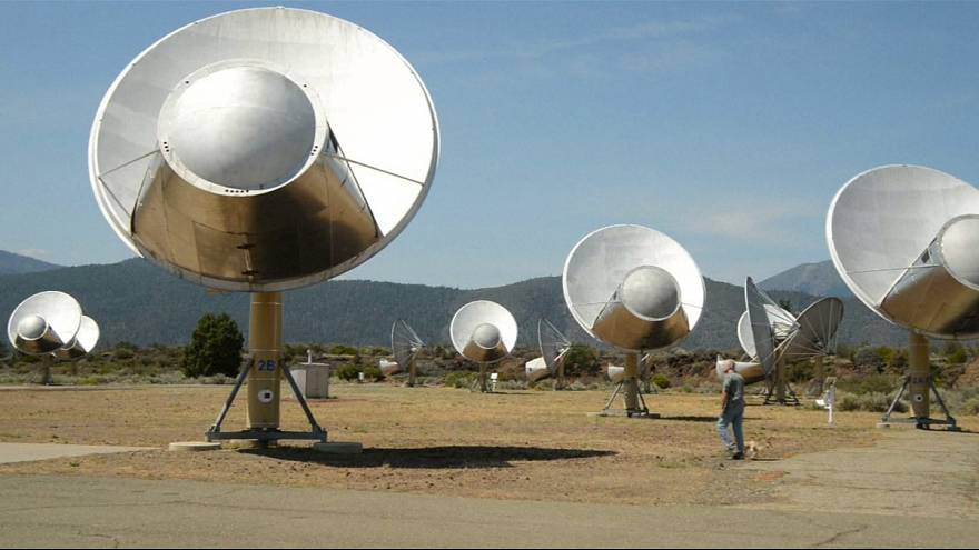 Is anyone out there? Mysterious radio signal sparks alien speculation