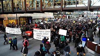 جنبش «جان سیاهان اهمیت دارد» و انتخابات آمریکا
