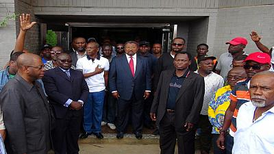 Gabon election: Ping and France accused of destabilizing nation