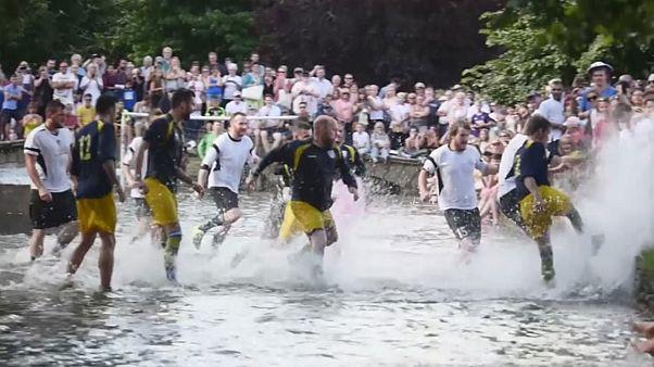Futebol aquático no Reino Unido