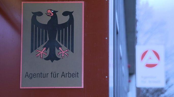 Egyre csökken a munkanélküliség Németországban