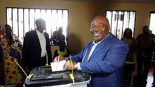 Présidentielle gabonaise : Ali Bongo provisoirement réélu président
