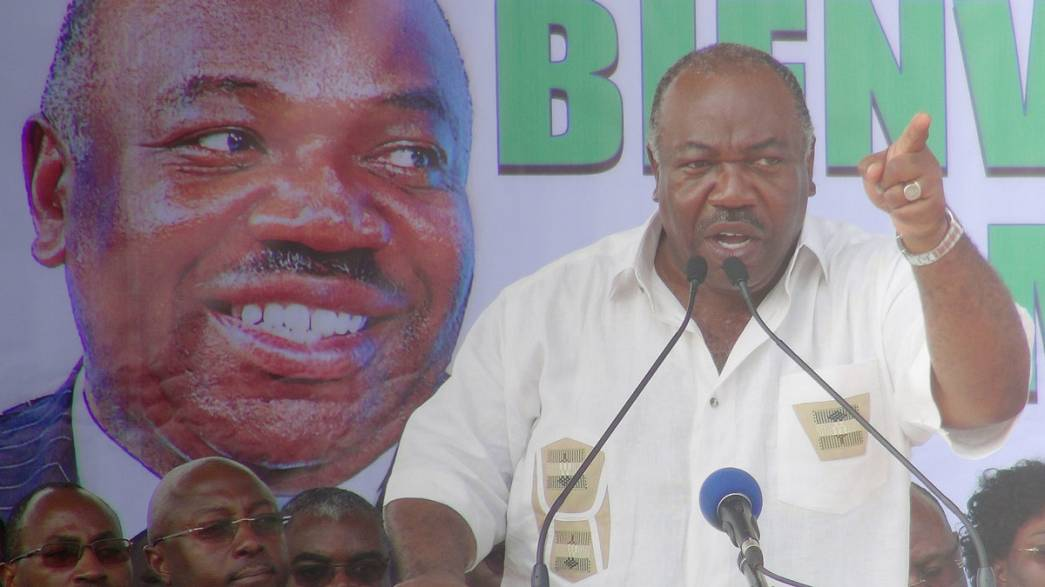 Bongo declared president-elect of Gabon with 49.80%, Ping polled 48.16%