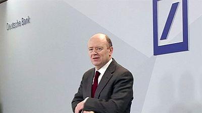 El presidente del Deutsche Bank afirma que en Alemania hay demasiados bancos