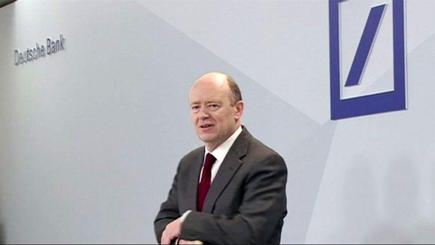 Deutsche Bank : pour une consolidation du secteur bancaire européen