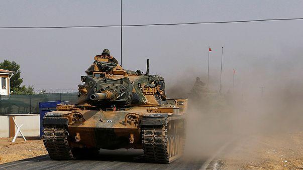 Turquía y Estados Unidos siguen sin ponerse de acuerdo respecto a las líneas rojas en Siria
