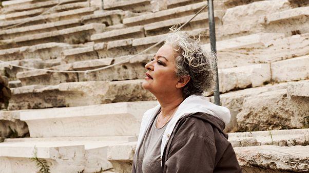 Η Τάνια στο Ηρώδειο παρέα με τραγούδια από το θέατρο
