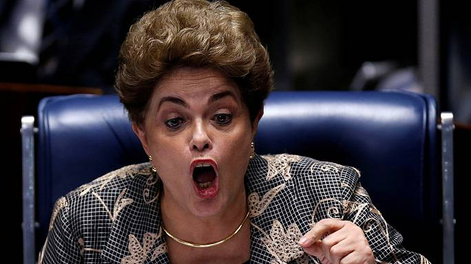 Brazil's Dilma Rousseff removed from presidential office after senator's impeachment vote