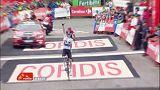 طواف اسبانيا:البريطاني كريس فروم يفوز بالمرحلة الحادية عشرة