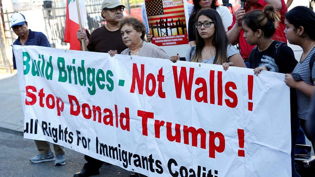 Трамп хочет создать спецотряды для депортации нелегалов