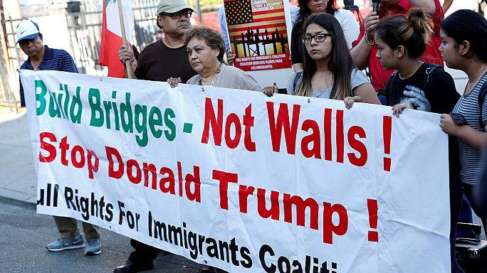 ترامب: لا إقامة قانونية أو تجنيس للمهاجرين غير الشرعيين بالولايات المتحدة