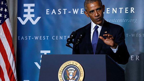 Tíznapos klímavédő turnéra indult Obama