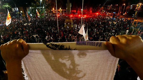 Brezilya'da Temer'e karşı öfke dinmiyor