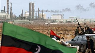 Libya's Prime Minister visits war-torn Sirte