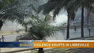 Gabon in crisis as Ali Bongo declared winner [The Morning Call]