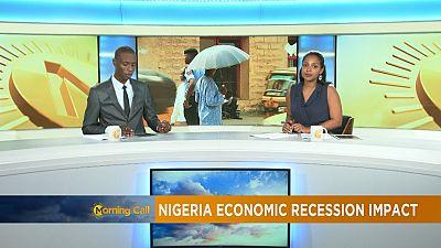Nigeria : l'économie en récession [The Morning Call]