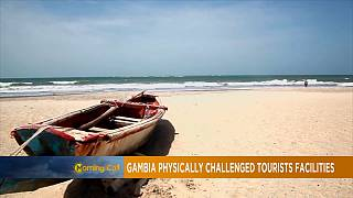 Helping the disabled in Gambia [The Grand Angle]