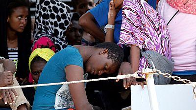 Italian coastguards rescue more than 1,800 migrants