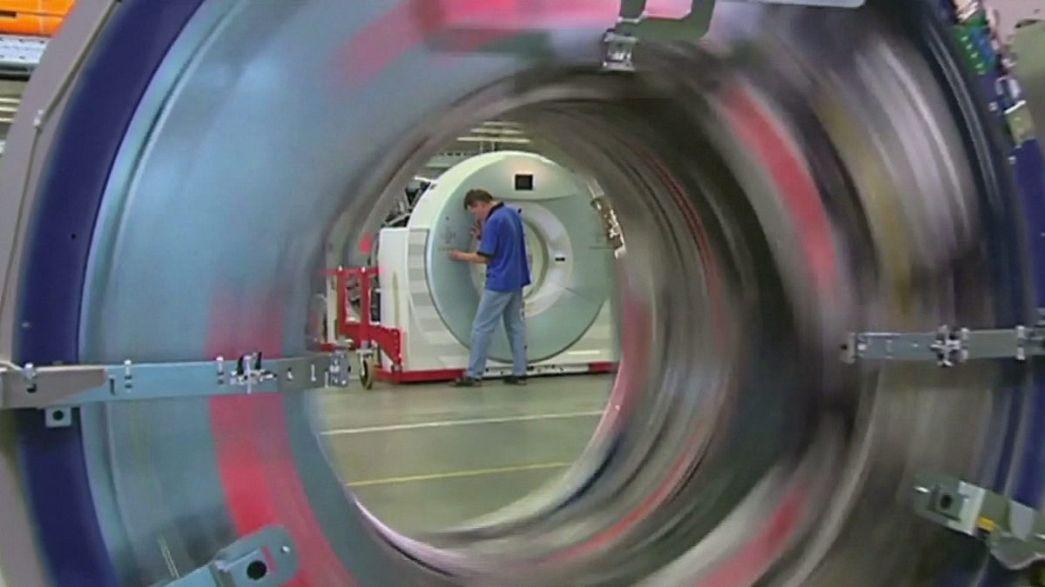 Евро зона: промышленность сбрасывает скорость