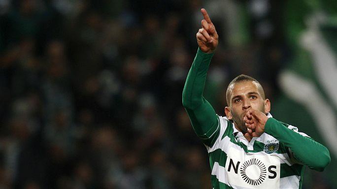 Mercado de Transferências: Slimani, Markovic, Rafa Silva, Willy Boly e muito mais