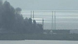 Une fusée SpaceX explose à Cap Canaveral (Floride)