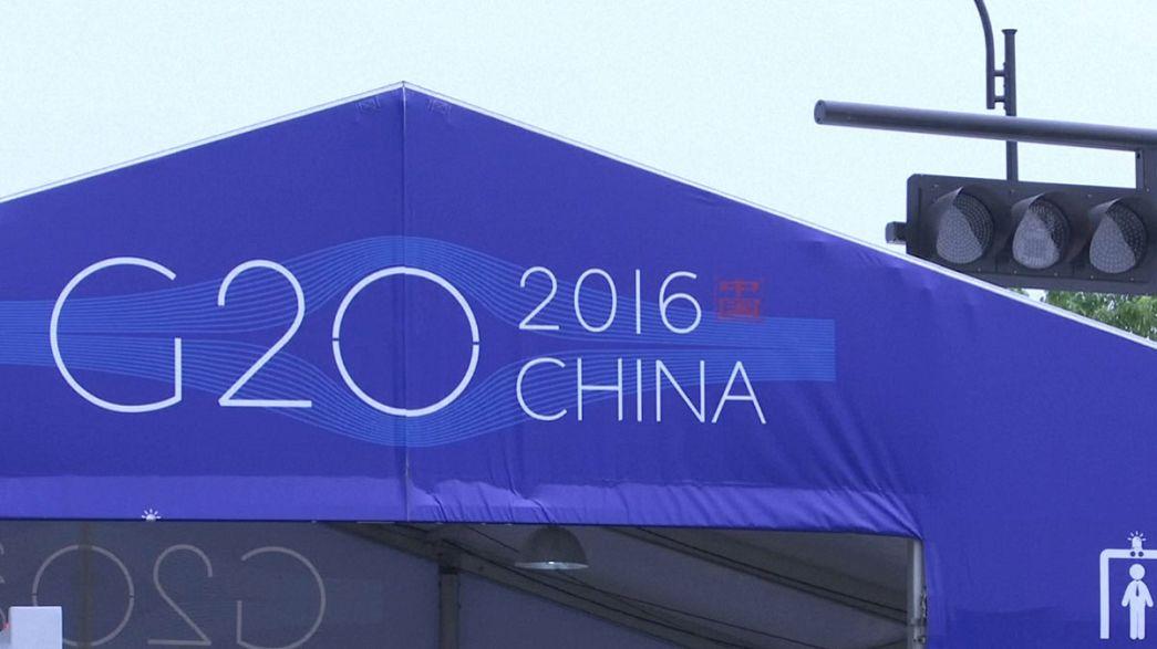 Что ждать от саммита G20 в Китае?