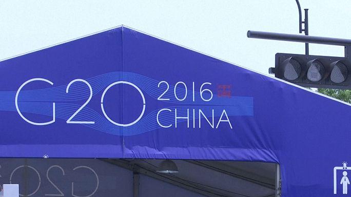 La Chine accueille le G20 ce week-end