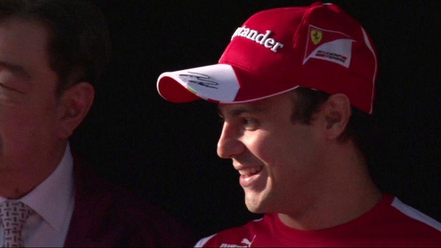 Formula 1 Pilotu Massa pistlere veda ediyor