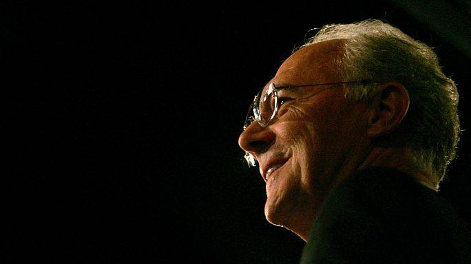 Futbol efsanesi Beckenbauer'a yolsuzluk soruşturması