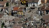 Italy plans rebuild of quake-hit towns
