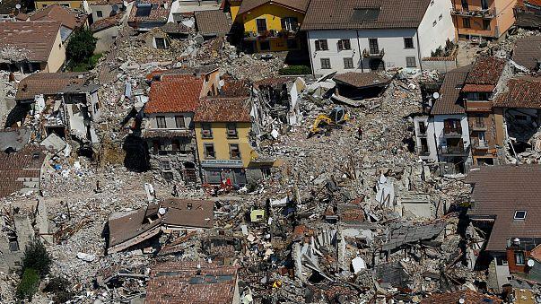 """""""İtalya'daki depremde ölü sayısının yüksek olmasının en büyük nedeni yapısal sorunlar"""""""